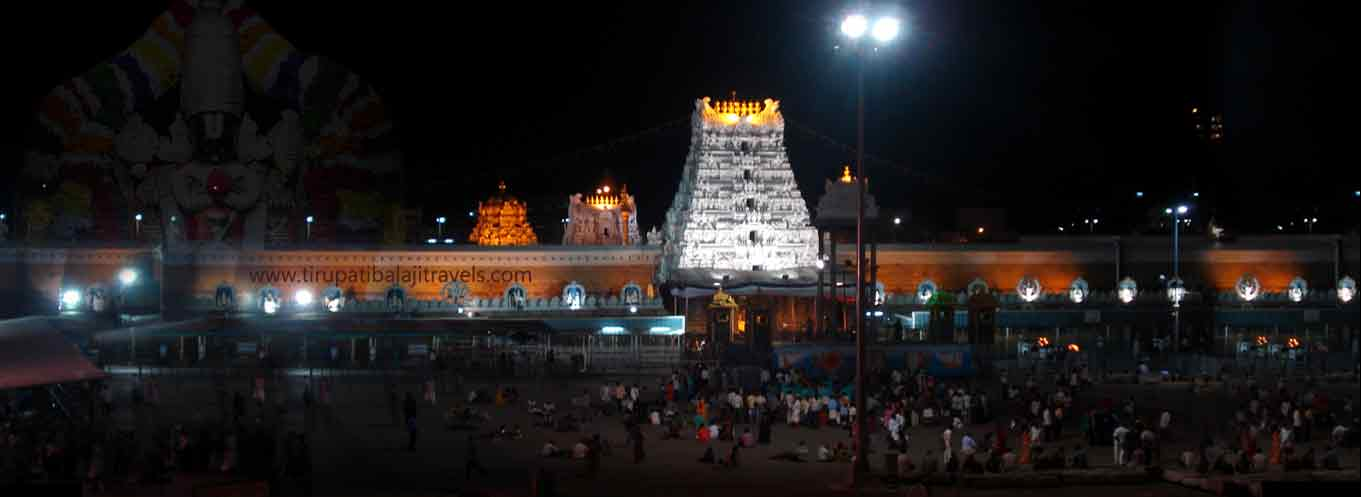 Tirupati packages from chennai